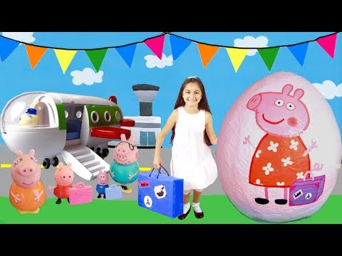 Peppa Pig English Episodes - The Holiday & Other Stories Halloween Compilation! Peppa Pig Toys