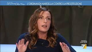 Borgonzoni (Lega): 'Giusto regolementare la prostituzione'