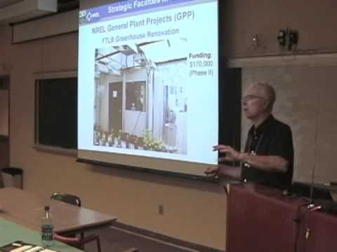 Development of Algae Based Feedstocks For Biodiesel - Dr. Al Darzins - CBC 2008