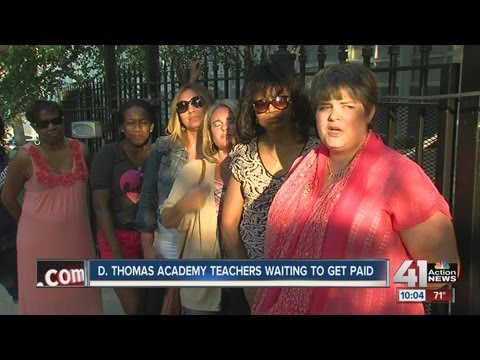 Derrick Thomas Academy teachers speak out for the first time