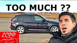 My BMW X5 Oil Change Cost WHAT ?? And Air Bag Recall