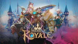 ВО СЛАВУ НОВОЙ ГИЛЬДИИ | Mobile Royale | Серия #2
