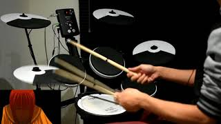 Mahoutsukai no Yome OP -【Here】by JUNNA - Drum Cover