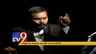 RX100 Director Ajay Bhupathi grilled by Jaffer team || Interrogation - TV9