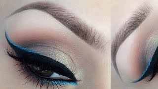 Fun with eyeliner l Tutorial Thumbnail