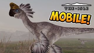 THE ISLE ON MOBILE! - Dinos Online