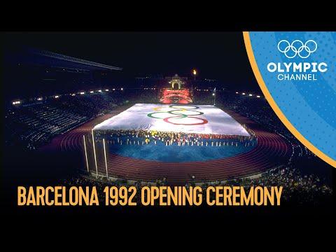 Barcelona 1992 Opening
