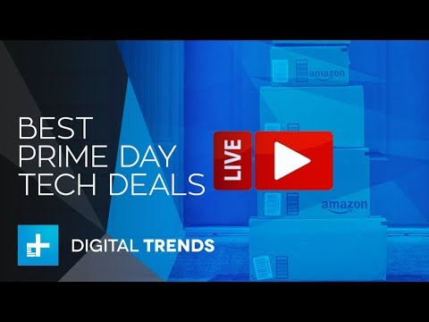Best Tech Deals of Amazon Prime Day