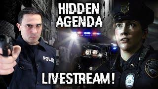 ΣΗΜΕΡΑ ΕΙΜΑΙ ΜΠΑΤΣΟΣ, LIVE! (Hidden Agenda) | 2J