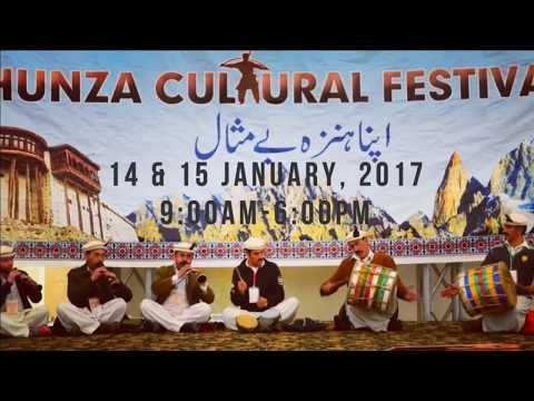 Hunza Cultural Festival 2017 -  Live Streaming (Part 1) [HD]