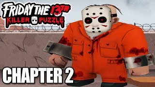 FRIDAY THE 13TH KILLER PUZZLE - Chapter 2 Walkthrough