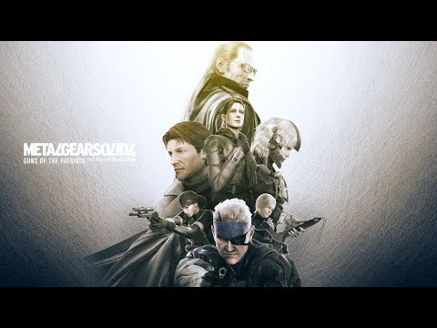 FILM Complet en VOSTFR (2015) - Metal Gear Solid 4 : Guns of the Patriots PARTIE 1 (jeu vidéo)