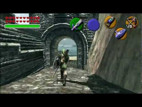Skyrim Meets Legend of Zelda