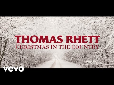 Christa Cooper - Thomas Rhett Gets Into The Holiday Spirit