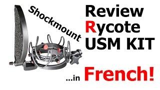 Review Rycote Invision Studio Kit USM
