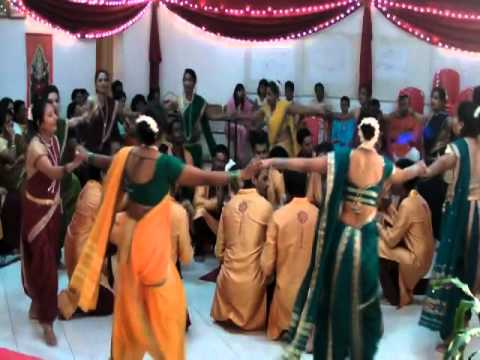 Jakri performed by Surya Uday, Palma, Mauritius on the occasion of Ganesh Chaturthi 2011