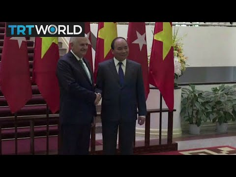 Turkey Foreign Relations: Turkish PM visits counterpart in Vietnam