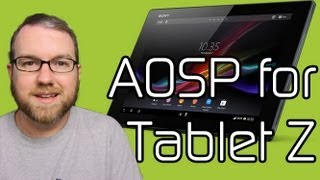 Sony Releases AOSP Code for Xperia Tablet Z, New HttpClient Android Tutorial Available