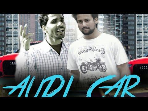 New Letest himachali song Audi car /RAJU PATHAK ! music !Novin joshi  nj  !RAJU PATHAK singer