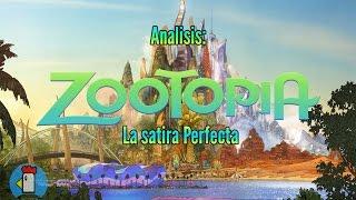 Analisis Zootopia - La Satira Perfecta.