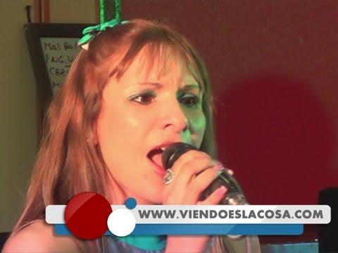 VIDEO: TROPICANA CALIENTE - Mix de Selena - En Vivo - WWW.VIENDOESLACOSA.COM - Cumbia 2015