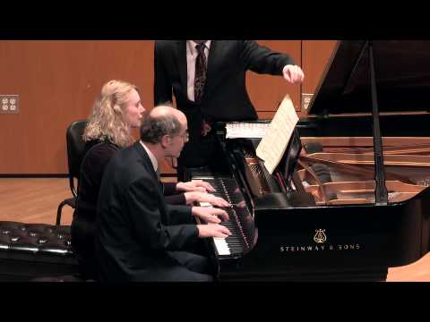 Souvenirs, 1952.  Suite for piano, 4 hands, Op. 28, by Samuel Barber