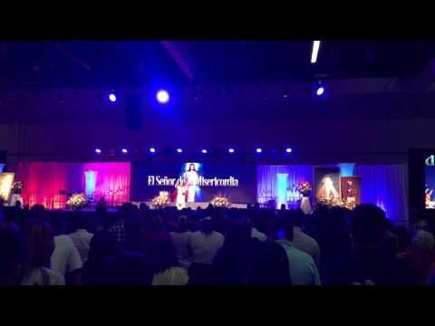 Congreso de la divina misericordia padre Lorenzo.Guadalupe radio.