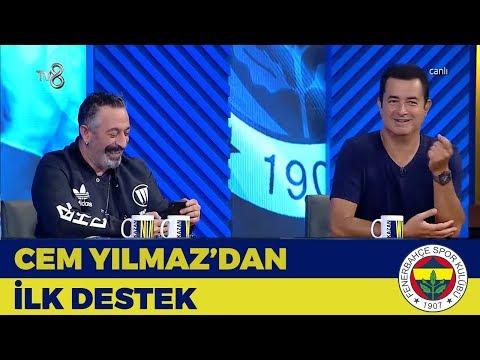 Cem Yılmaz Fenerbahçelileri Kahkahaya Boğdu!