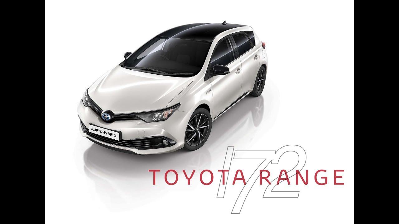 Auris Hybrid Luna Sport Tadg Riordan Motors Toyota