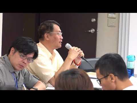1060822青年事務審議委員會第2屆第1次會議議案研商教育文化委員會