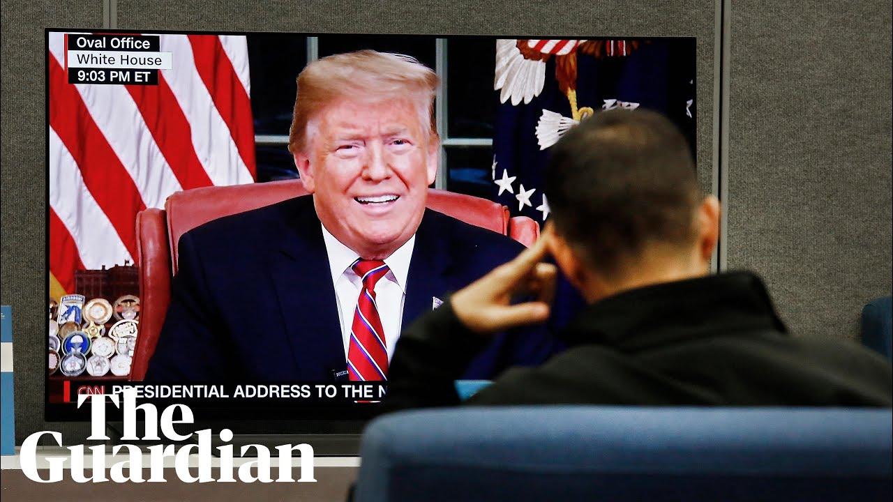 Donald Trump S Border Wall Speech In Full Donald Trump The Guardian