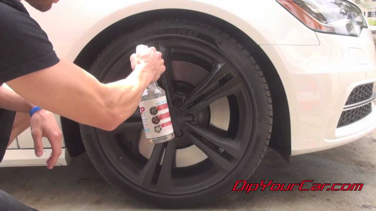 How to Clean Plasti Dip