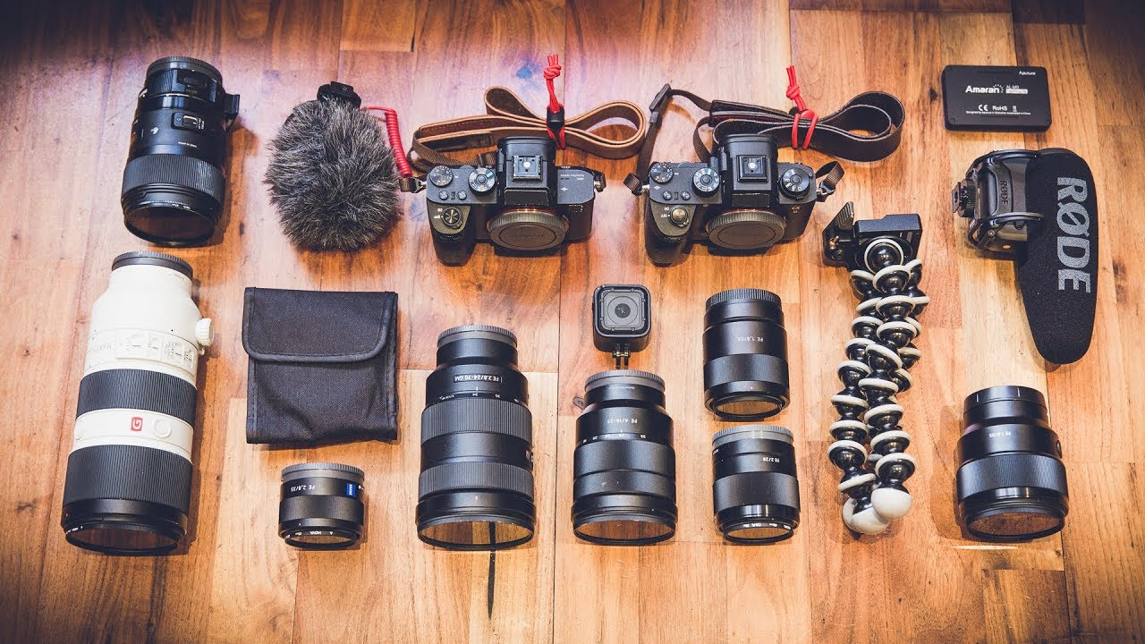 I Switched To The Sony A9! | My Camera Gear 2018