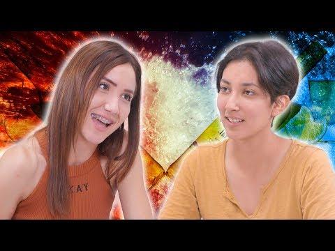 Preguntas incomodas con mi mejor amiga | Sin censura