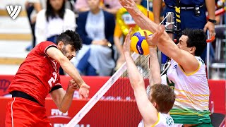 Milad Ebadipour's Greatest Plays of the World Cup 2019 | Highlights Volleyball World