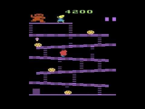 Donkey Kong For The Atari 2600 is listed (or ranked) 3 on the list Arcade Ports That Just Didn't Work Out