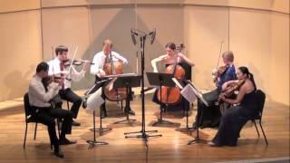 """Tchaikovsky - String Sextet Op. 70 """"Souvenir de Florence"""" II. Adagio cantabile e con moto"""