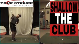 Smart Ball Success Story   Martin Chuck   Shallowing The Club In Transition
