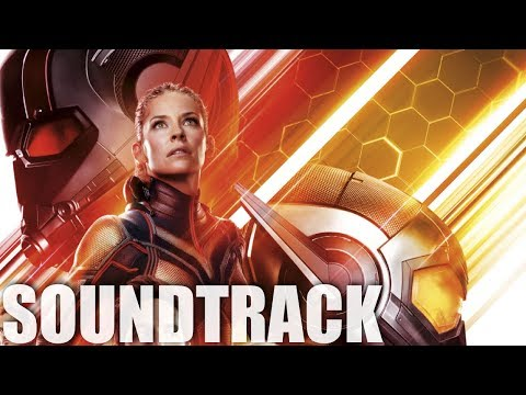 """♪Ant-Man and the Wasp OST - """"Change your plans"""" &39;I Shrink Therefore I Am&39;"""