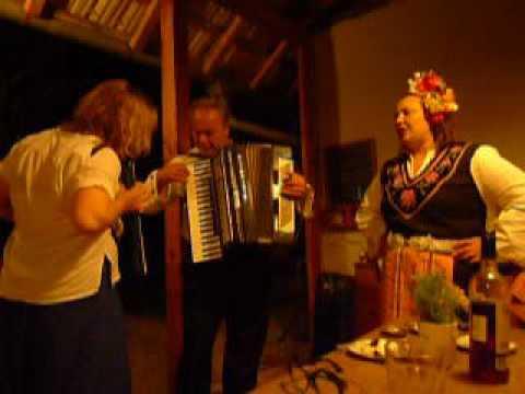 Bulgarian Music Night at Wild Thyme Organic Farm