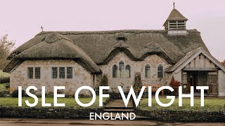 48 HOURS IN THE ISLE OF WIGHT, ENGLAND || 12 Things To Do, See And Eat