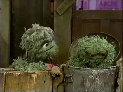 Sesame Street - Another Visit from Oscar's Mom - YouTube