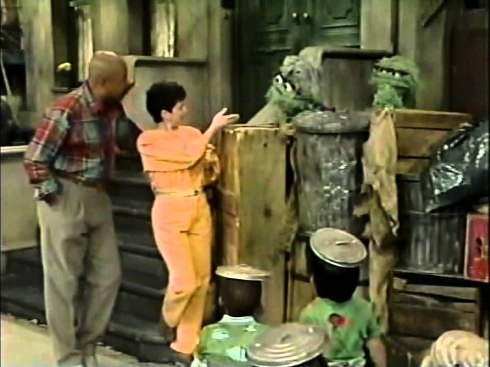 Sesame Street - Another Visit from Oscar's Mom