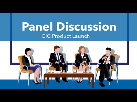 EIC Launch - Panel Discussion