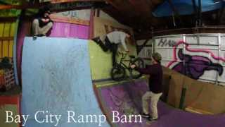 Ramp Barn Bmx Edit