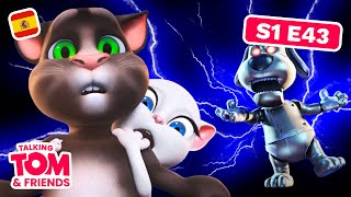 Galileo, el robot chistoso - Talking Tom and Friends (Episodio 43 - Temporada 1)