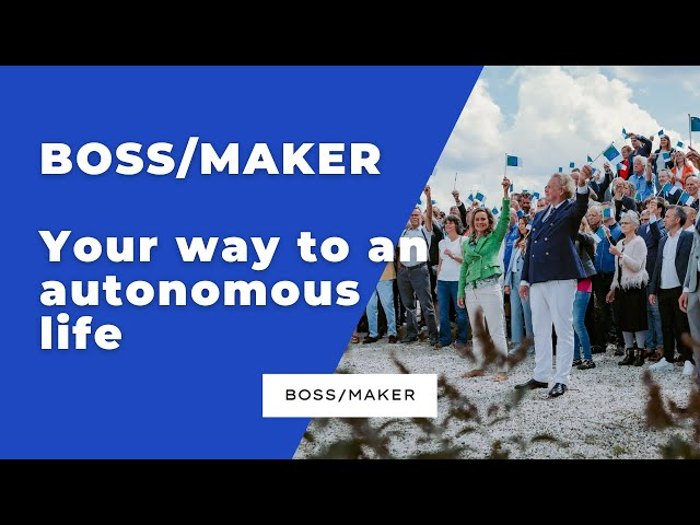 Become autonomous today with BOSS/MAKER and the official CQV Birth Trust Knowledge Platform.