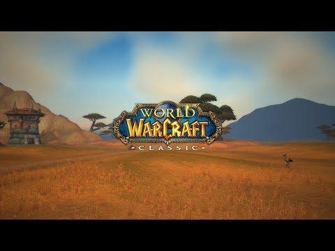 World of Warcraft Classic - Когда WOW торт! Стресс тест логин скрина :(
