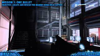 Aliens Colonial Marines - All Audio Log Locations (i Heard That Trophy / Achievement Guide)