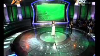 [Gala 9] Văn Mai Hương -- Cảm Ơn Tình Yêu -- SBD: 1